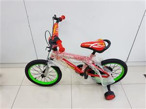 Brand New Kids 16''OPC S.BIKE Suitable for ages 5-7 years old