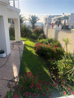 Self catering 2 bedroom/2 bathroom unit with partly sea views in Melkbosstrand