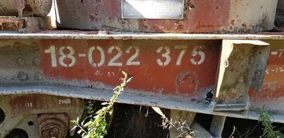 136 473 kg Wagons & Tankers - Bloemfontein