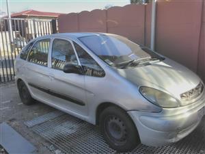 2000 Citroen Xsara
