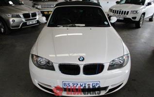 2010 BMW 1 Series 120i convertible