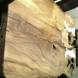 hout tafel