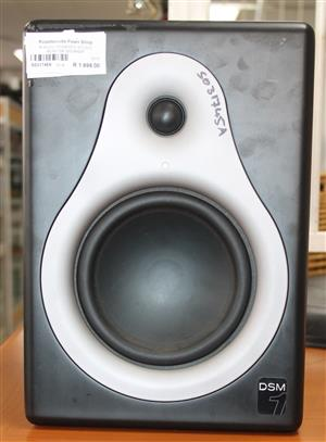 M-Audio powered studio monitor speaker S031745A #Rosettenvillepawnshop