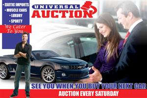 Vehicles on Auction