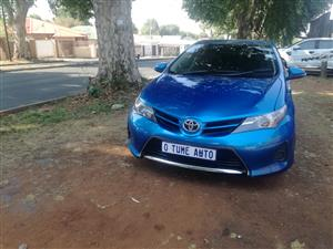 2015 Toyota Auris 1.6 RT