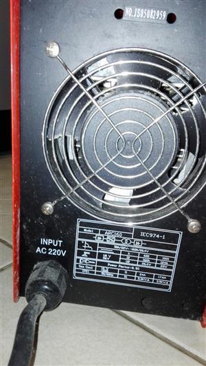 Matweld inverter machine