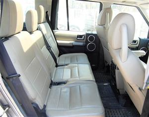 Land Rover Discovery 3 Leather Seats for sale | AUTO EZI