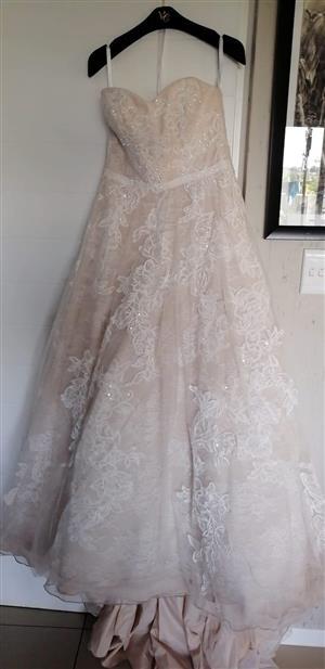 Wedding Dress Oleg Cassini Size 12 Junk Mail