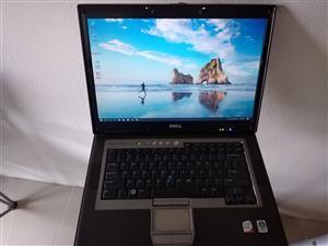 Dell laptop Latitude D830