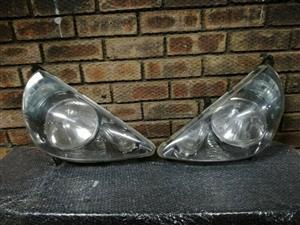 Honda Jazz Headlights