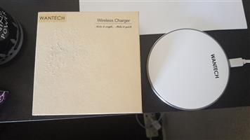 Wantech wireless charger for sale