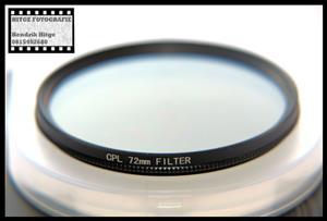 72mm - JSR Circular Polarized Filter