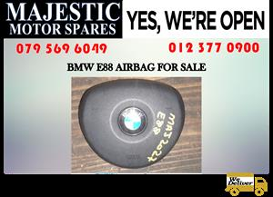 Bmw E88 120i used airbag for sale