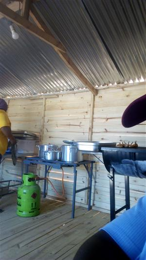 Small kitchen business for sale