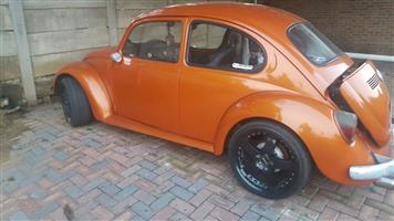 1975 VW Beetle 1.4TSI Sport