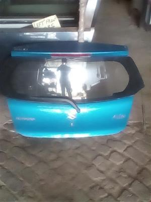 Suzuki Alto Tailgate