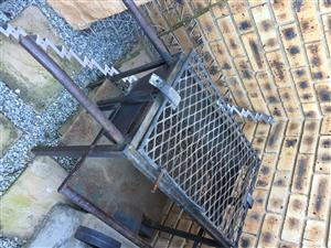 Portable braai for sale