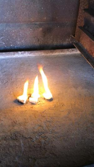 Start you own Firelighter manufacturing business
