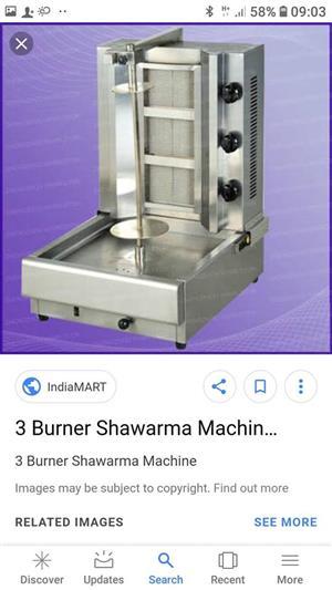 Shawarma masjien