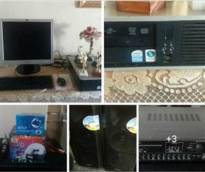 DJ Sound plus PC for Sale or Swap