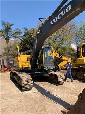 Volvo EC2108 excavator