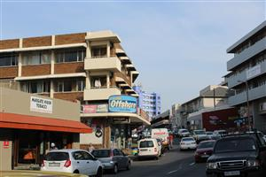 PRICE REDUCED!! 5 SHOPS + 2 APARTMENTS, MARGATE, KZN