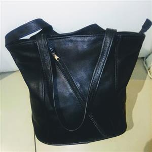 Large Original Genuine Leather Sling Bags