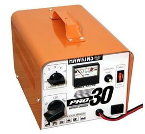 Hawkins Pro30 battery charger