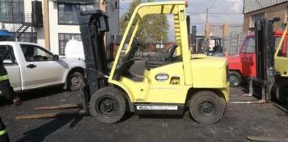 A latest model 5ton Manhand FD50, Perkins 1104.4 diesel