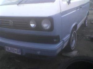 1994 VW Kombi 2.0TDI 103kW LWB