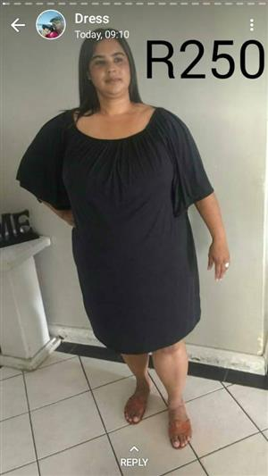 Black working dress for sale