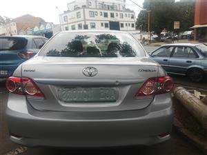 2014 Toyota Corolla 1.3 Professional