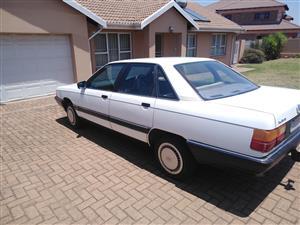 1989 Audi 500
