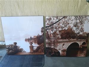 Canvas pictures for sale