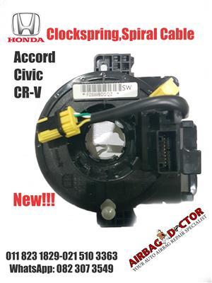 Clockspring,Spiral  Cable for Toyota, Hyundai, Kia, Mazda, Mitsubischi, Honda, Nissan          From R650