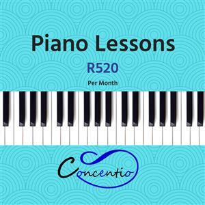 Piano Lessons Durban