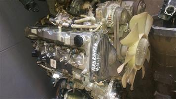 Ford Ranger 3.0 TDCi Engine  # WEAT