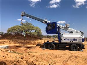 Mobile Crane SENNEBOGEN 643 M – 30m  40 tons