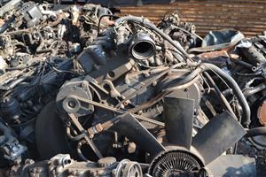 Scania DSC9 TRUCK ENGINE | Junk Mail