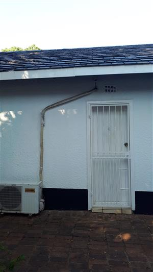 SANDTON- LINBRO PARK  ONE BEDROOM GARDEN COTTAGE FOR RENT