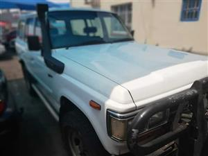 1988 Toyota Land Cruiser 70 series 4.2D