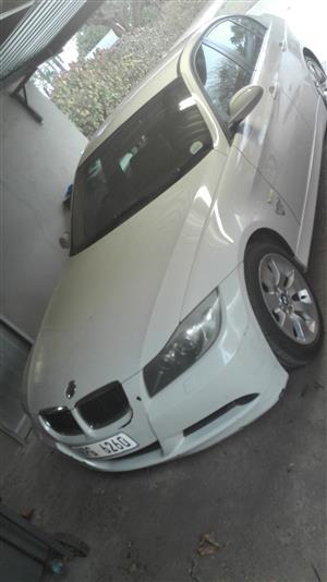 2005 BMW 3 Series 320d