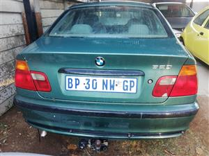 1998 BMW 3 Series 320i