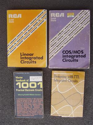 Designing with TTL Integrated Circuits & other books
