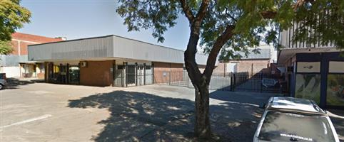 2000m Pretoria West Warehouse Rental