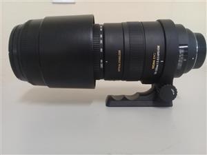 Sigma DG 150-500mm f/5-6.3 OS HSM (Canon)
