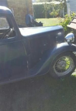 1933 Austin A40