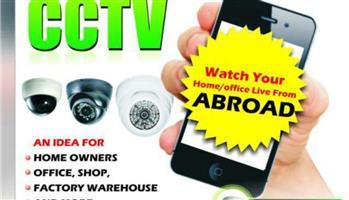 PABX, CCTV, DSTV, FIRE ALARM, ACCESS CONTROL etc. Installation, Training & Maintenance.