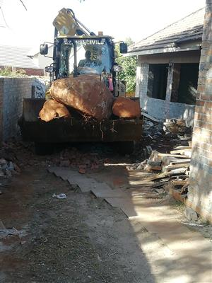 FK DEMOLITION AND RUBBLE 0815855716