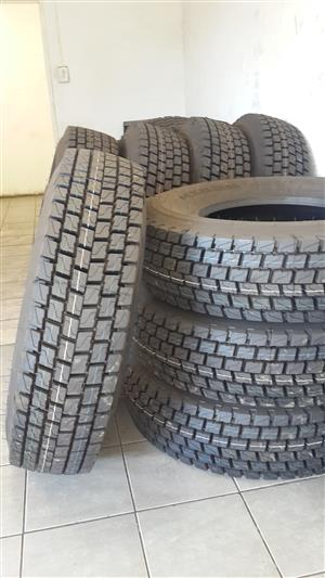 Truck Tyres for sale in Witbank Mpumalanga